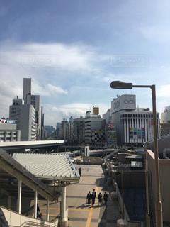 上野の街並みの写真・画像素材[1148482]