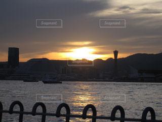 夕日の写真・画像素材[1148707]
