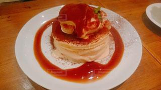 パンケーキの写真・画像素材[1141880]