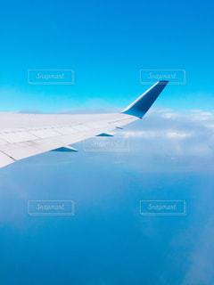 空の旅の写真・画像素材[1236703]