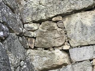 石の壁の写真・画像素材[1141911]