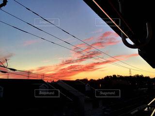 日没の前にトラフィック ライト - No.1145563