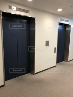 エレベーターホールの写真・画像素材[1143392]