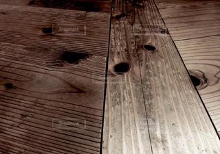 木の床の写真・画像素材[1151319]