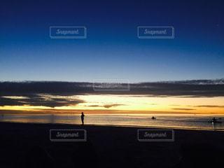 夕日の写真・画像素材[1144632]