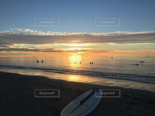 夕日の写真・画像素材[1144634]