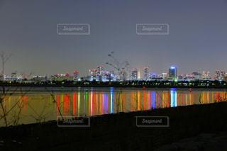 夜景の写真・画像素材[372502]