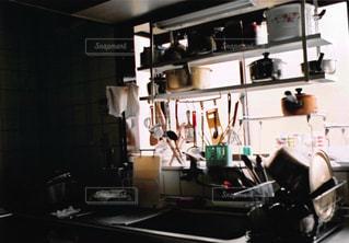 キッチンの写真・画像素材[1044640]