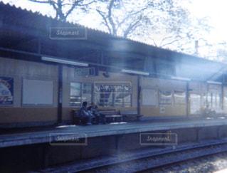 駅の写真・画像素材[1054939]