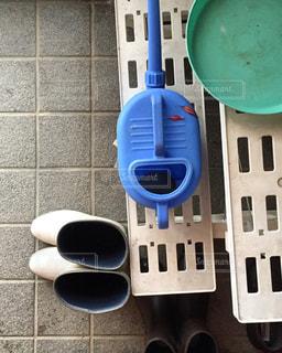じょうろと長靴の写真・画像素材[1788731]