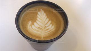 一杯のコーヒーの写真・画像素材[1154214]