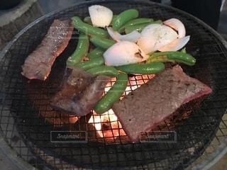 炭火焼肉の写真・画像素材[1164640]