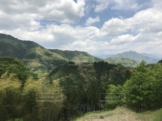 山奥の風景の写真・画像素材[1164647]