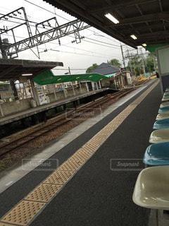 駅の写真・画像素材[107924]