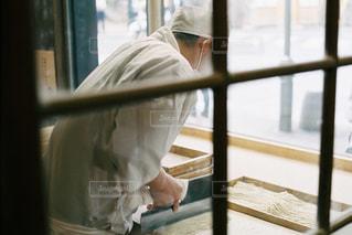 蕎麦職人の写真・画像素材[1150080]