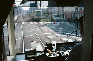 路面電車の写真・画像素材[1150082]