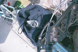 フィルムカメラの写真・画像素材[1152492]