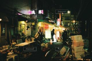 ホッピー通りにての写真・画像素材[1365852]