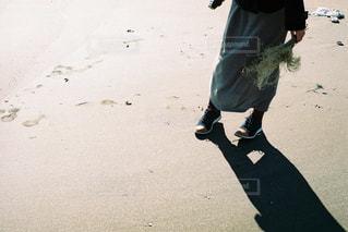 砂浜の写真・画像素材[1524967]