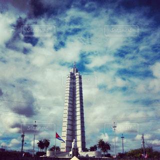 キューバの公園の写真・画像素材[1534438]