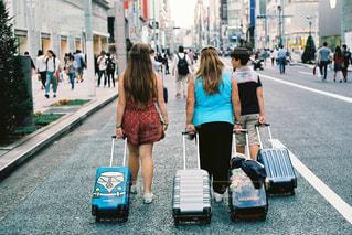 観光客の写真・画像素材[2056977]