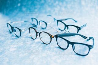 眼鏡の写真・画像素材[2214137]