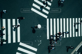 交差点の写真・画像素材[1372481]