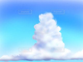 入道雲の写真・画像素材[1148291]