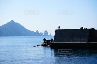 釣り人の写真・画像素材[1157031]