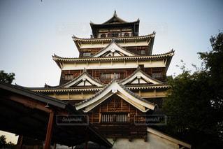 広島城の写真・画像素材[1561707]