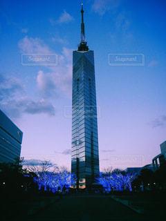 福岡タワーの写真・画像素材[1155992]