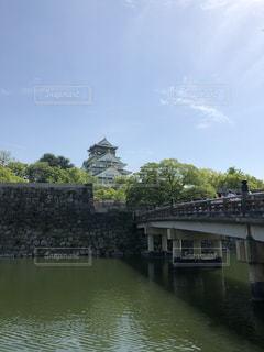 大阪城の写真・画像素材[1208604]