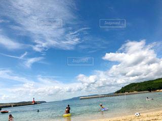 ビーチの写真・画像素材[1396482]