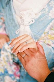 結婚指輪の写真・画像素材[1426301]