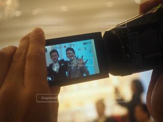 ビデオ撮影の写真・画像素材[1633435]