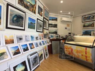 大好きなカフェの写真・画像素材[1149702]