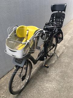 電動自転車の写真・画像素材[1159031]