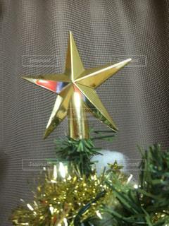 クリスマス スターの写真・画像素材[1151299]