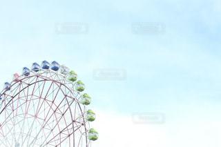 観覧車と空..*の写真・画像素材[1153442]