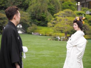 和装の花嫁の写真・画像素材[1151982]