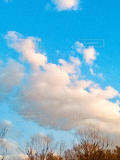 空の雲の群の写真・画像素材[2961388]