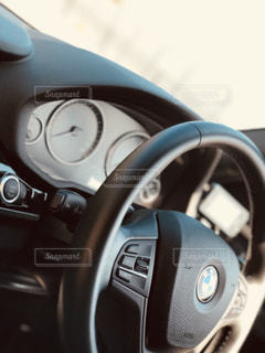 BMW内装の写真・画像素材[1153842]