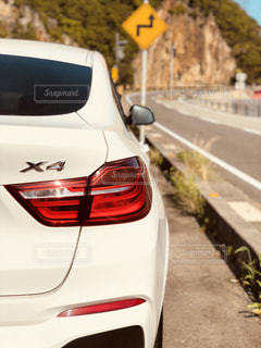 BMW X4ドライブの写真・画像素材[1153843]