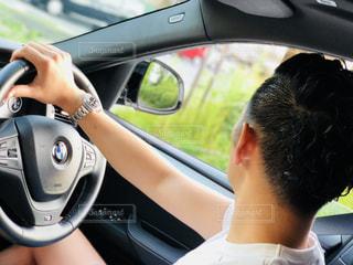 車の運転の写真・画像素材[1177821]