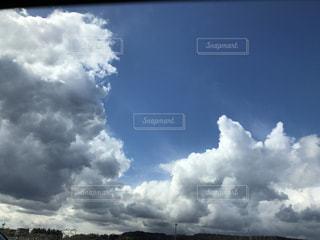 雲と空の写真・画像素材[1177508]