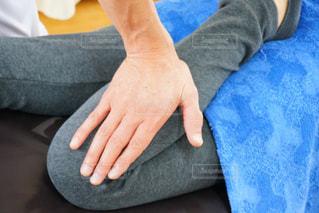 足の治療の写真・画像素材[1254317]