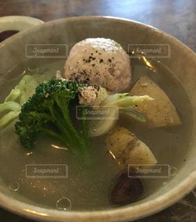 スープの写真・画像素材[1664465]