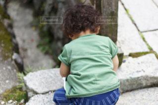 男の子の写真・画像素材[2270542]