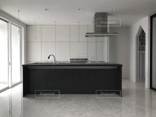 キッチン空間の写真・画像素材[1155657]