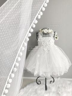 小さなドレスの写真・画像素材[1157476]